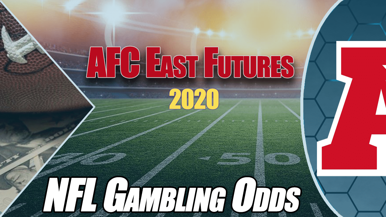 Free AFC East Odds | Expand The Boxscore's Divisional Futures Series