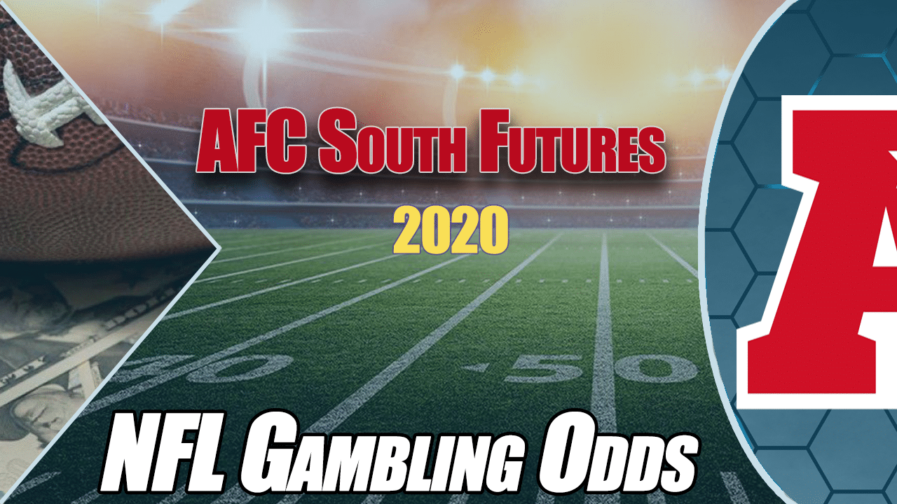Free AFC South Odds