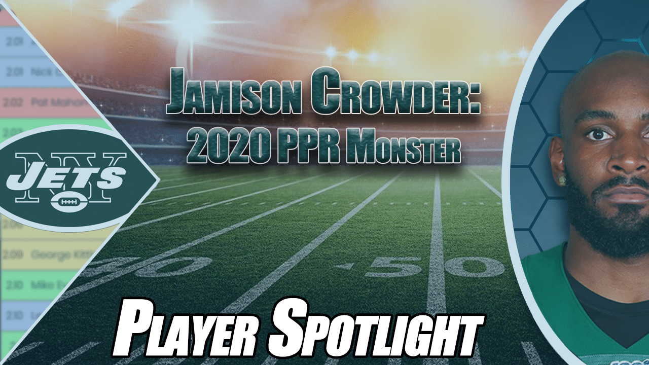 Jamison Crowder Fantasy Football