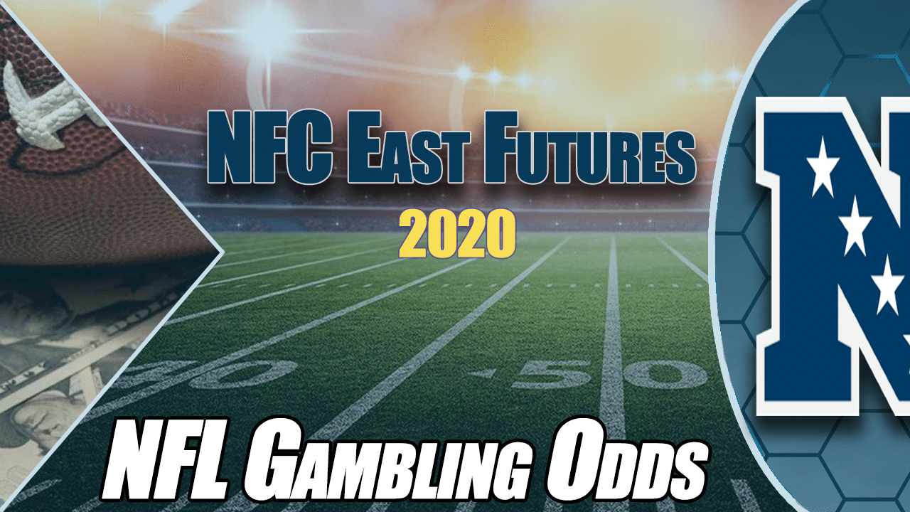 Free NFC East Odds | Expand The Boxscore's Divisional Futures Series