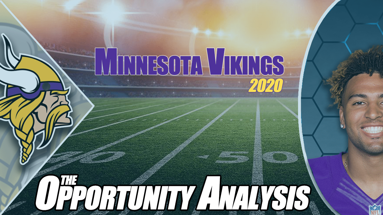 The Opportunity Analysis | Minnesota Vikings 2020