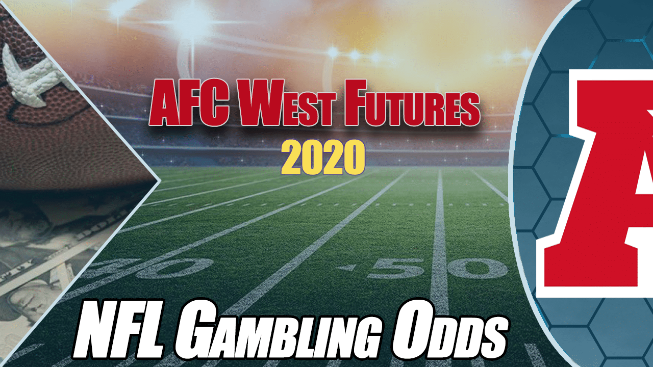AFC West Gambling Odds