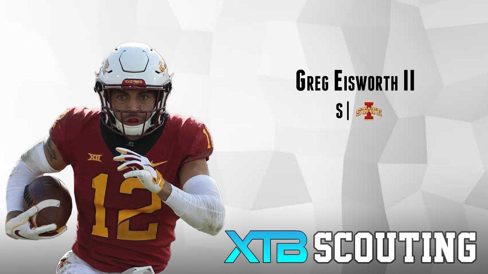 Greg Eisworth