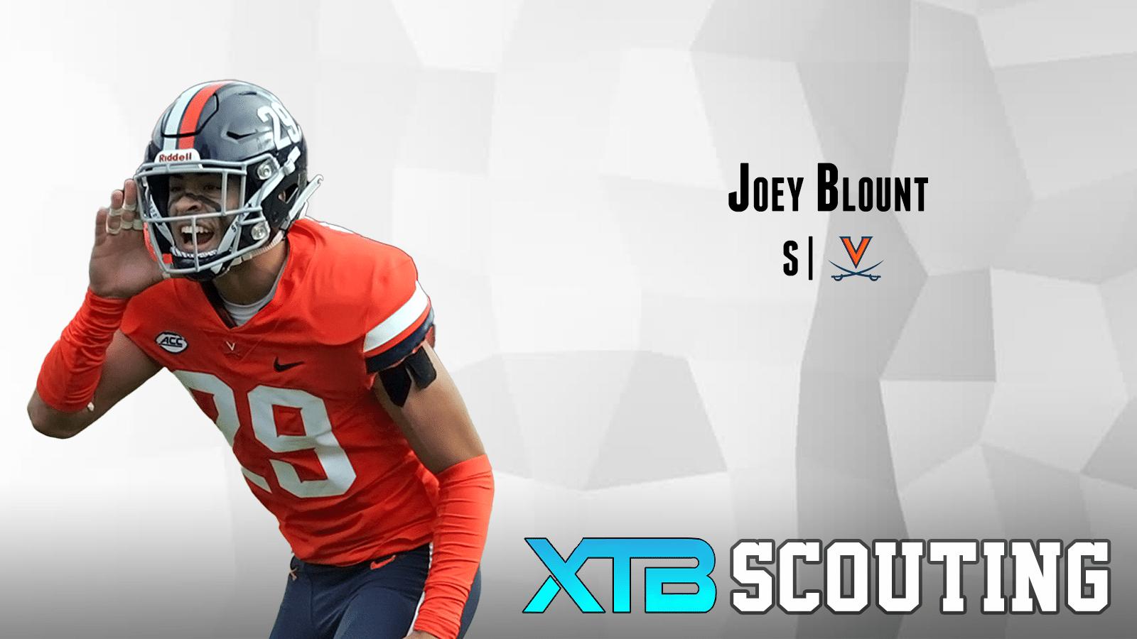 Joey Blount