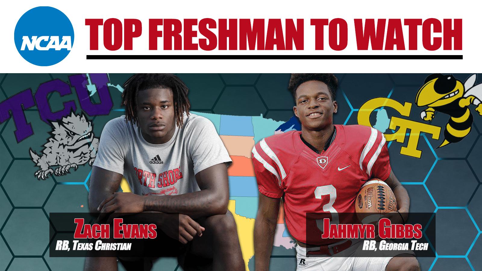 Top Freshmen 2020-21