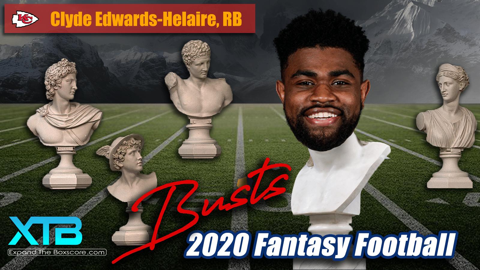 2020 Fantasy Football Bust