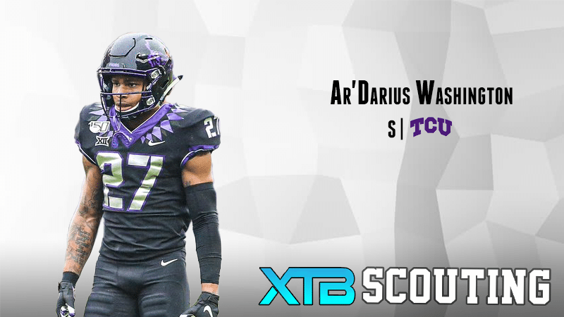 Ar'Darius Washington