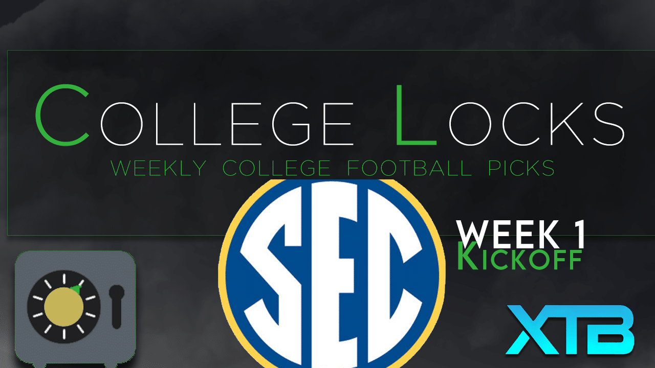 SEC Week 1 College Locks