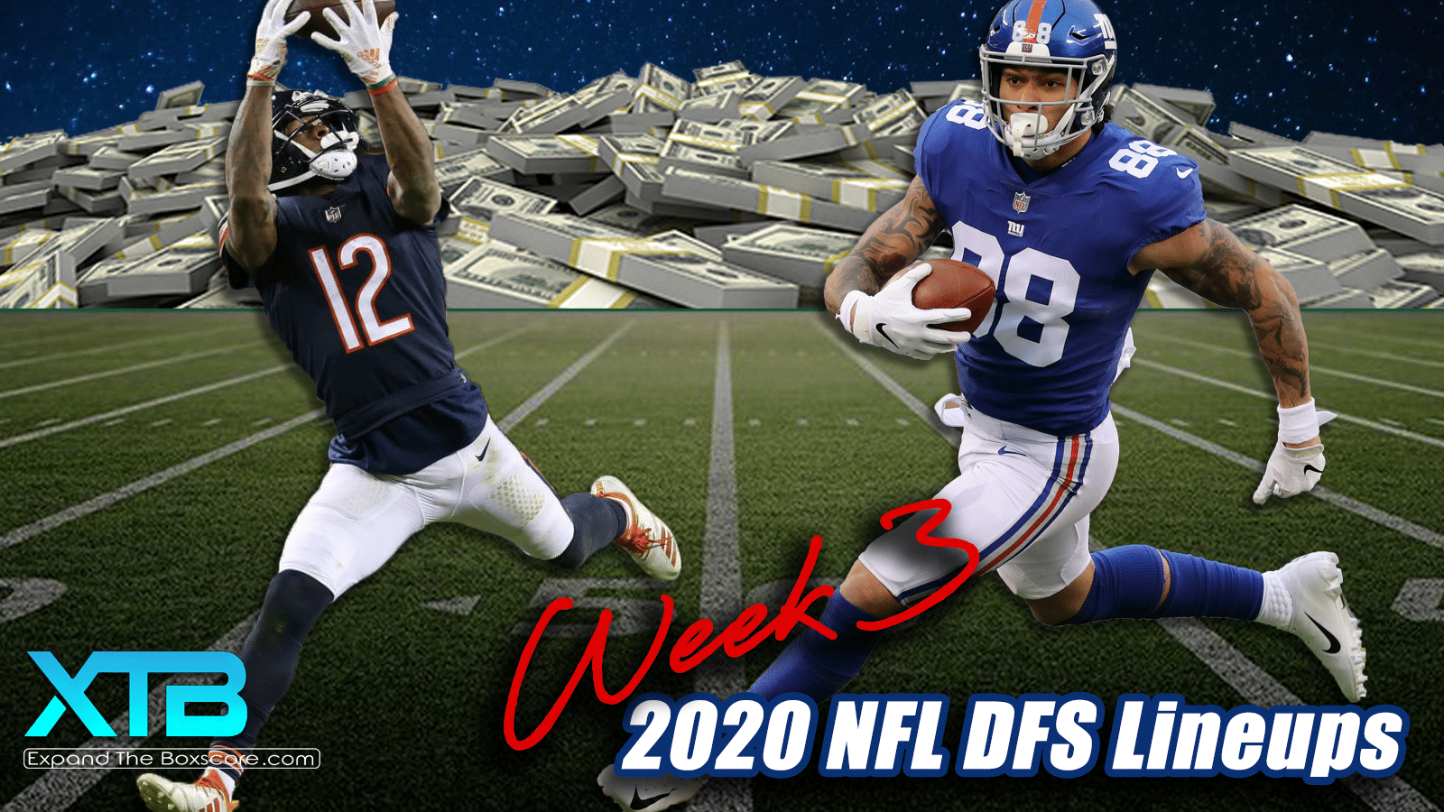 Daily Fantasy Week 3