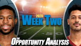 Opportunity Analysis Week 2