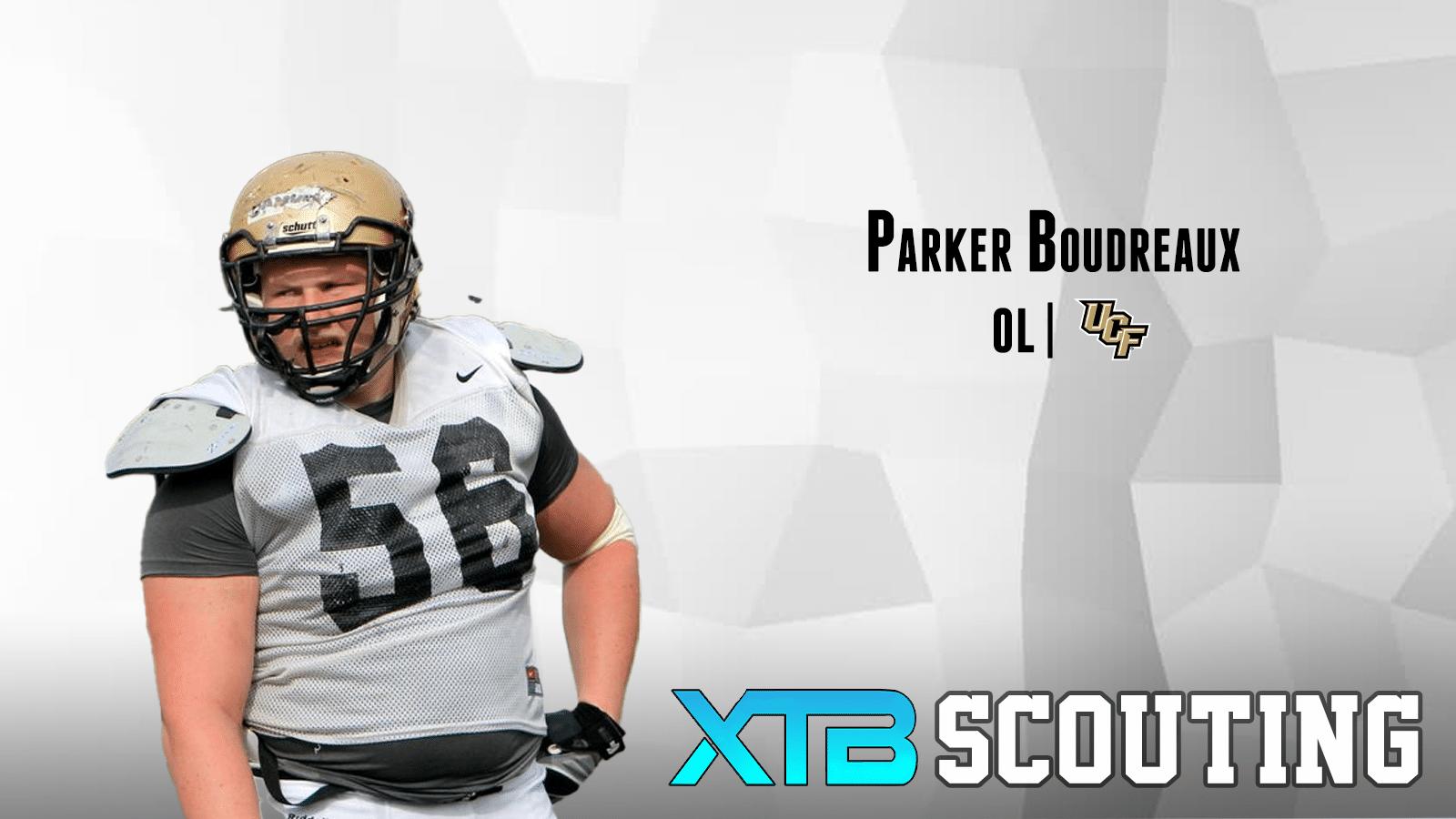 Parker Boudreaux