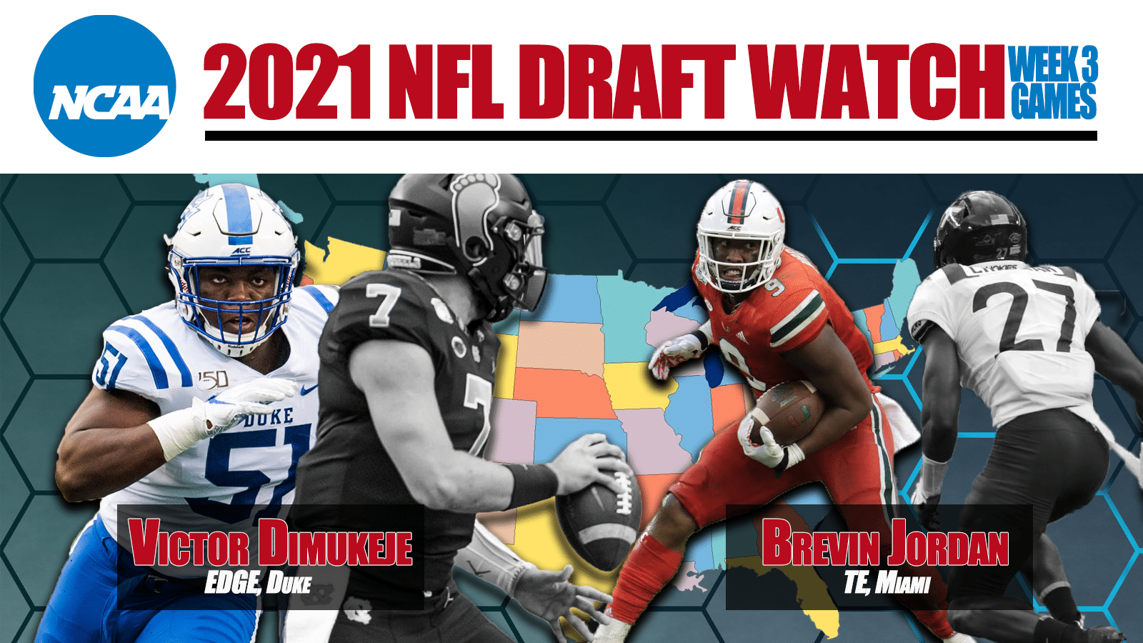 NFL Draft Watch Week 3