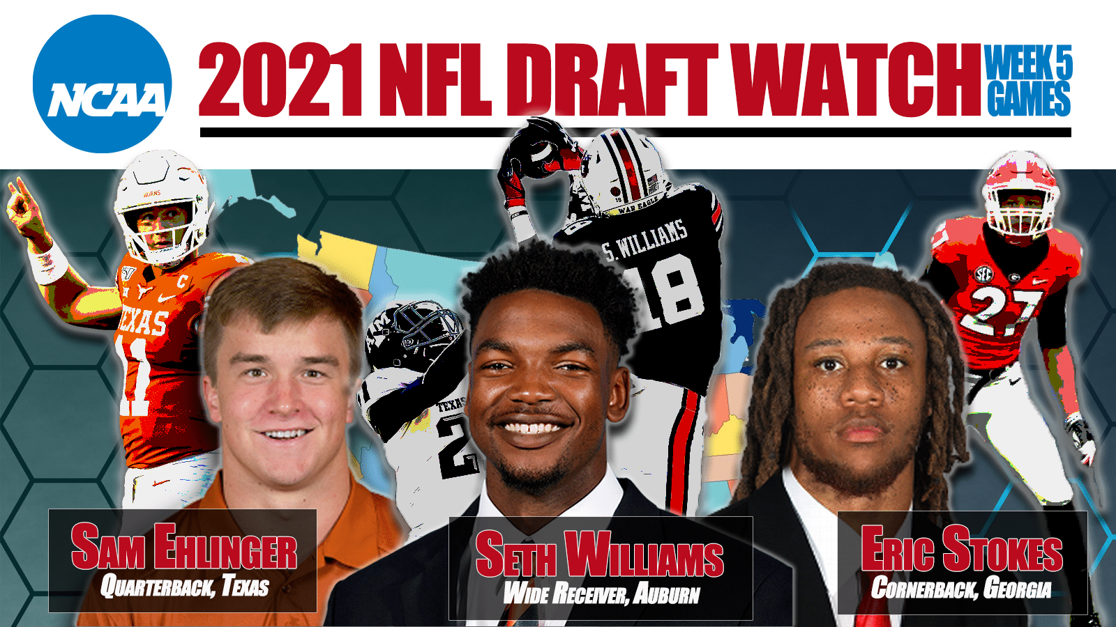 2021 NFL Draft Week 5 Watch
