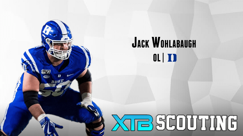 Jack Wohlabaugh