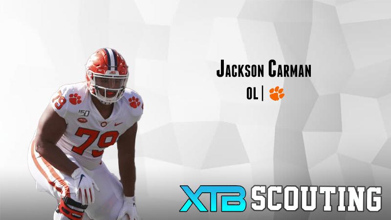 Jackson Carman