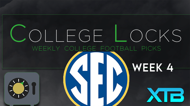 College Locks SEC Week 4