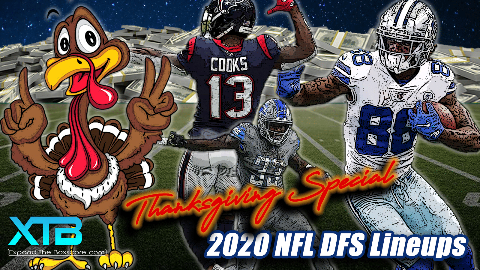 Thanksgiving Day DFS