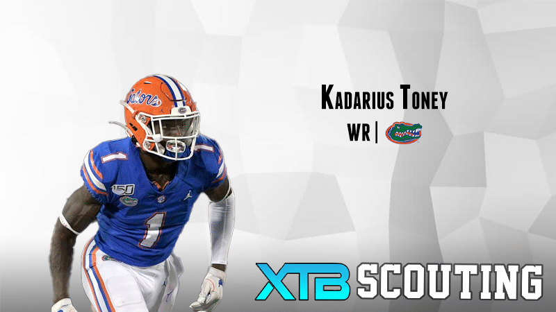 Kadarius Toney
