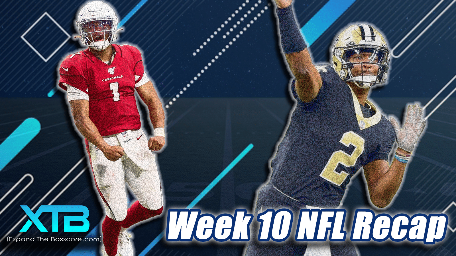 Week 10 NFL Recap