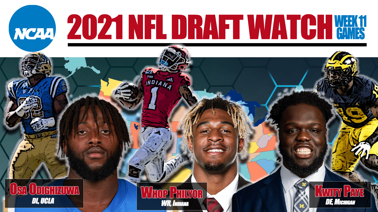 Week 11 NFL Draft Watch