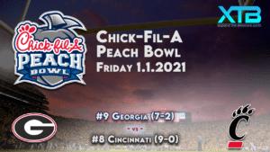 NFL Draft Watch Peach Bowl