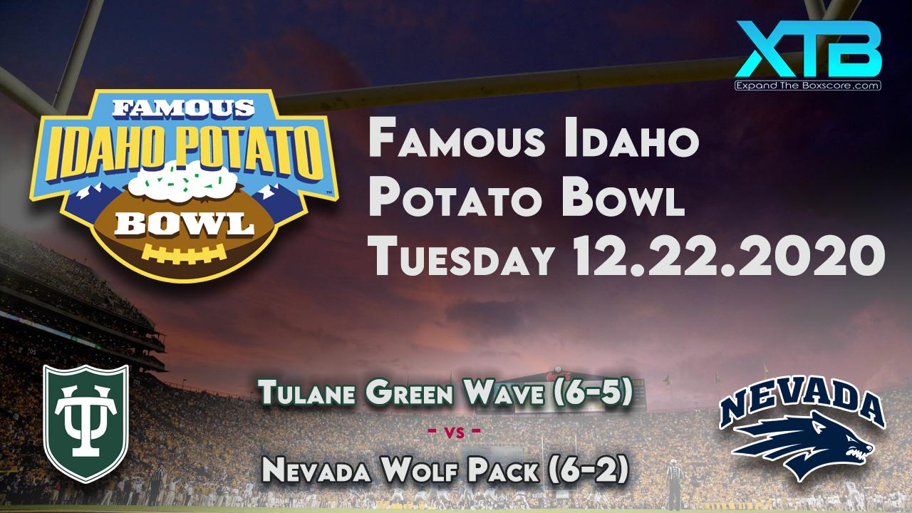 NFL Draft Watch Famous Idaho Potato Bowl