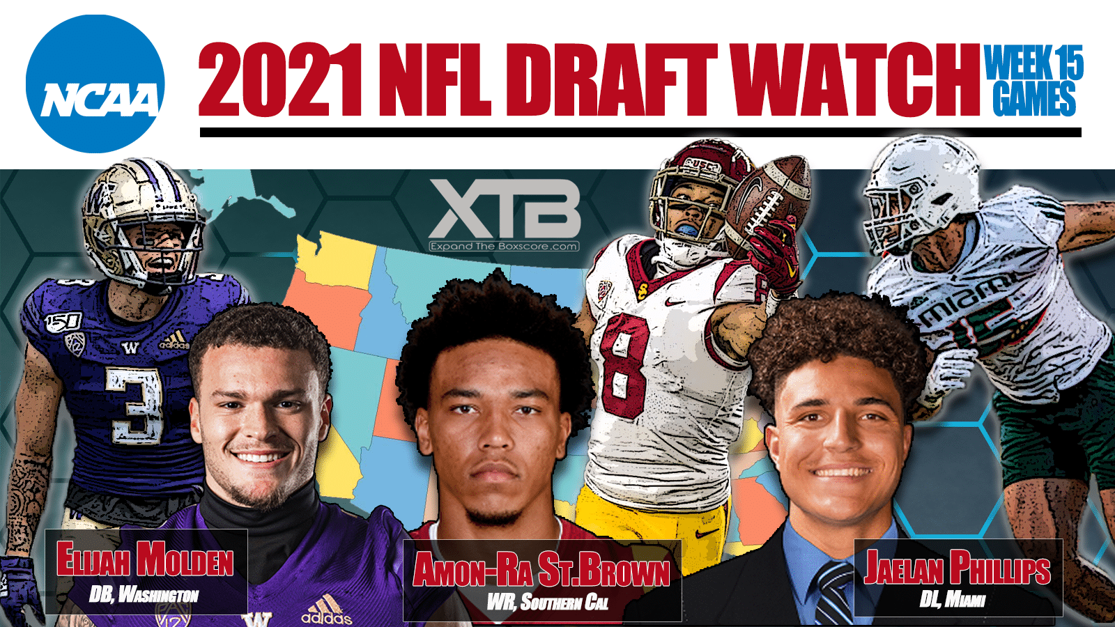 NFL Draft Watch Week 15