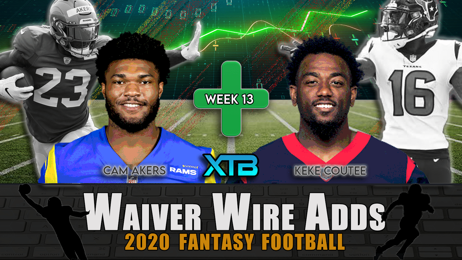 Week 13 Waiver Wire