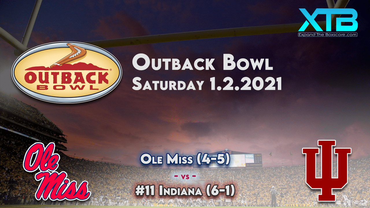 NFL Draft Watch Outback Bowl