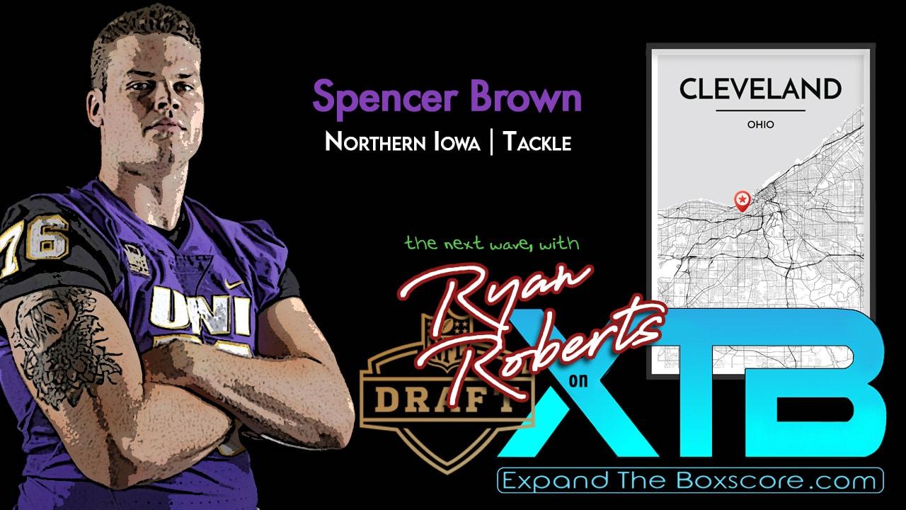 Spencer Brown NFL Draft