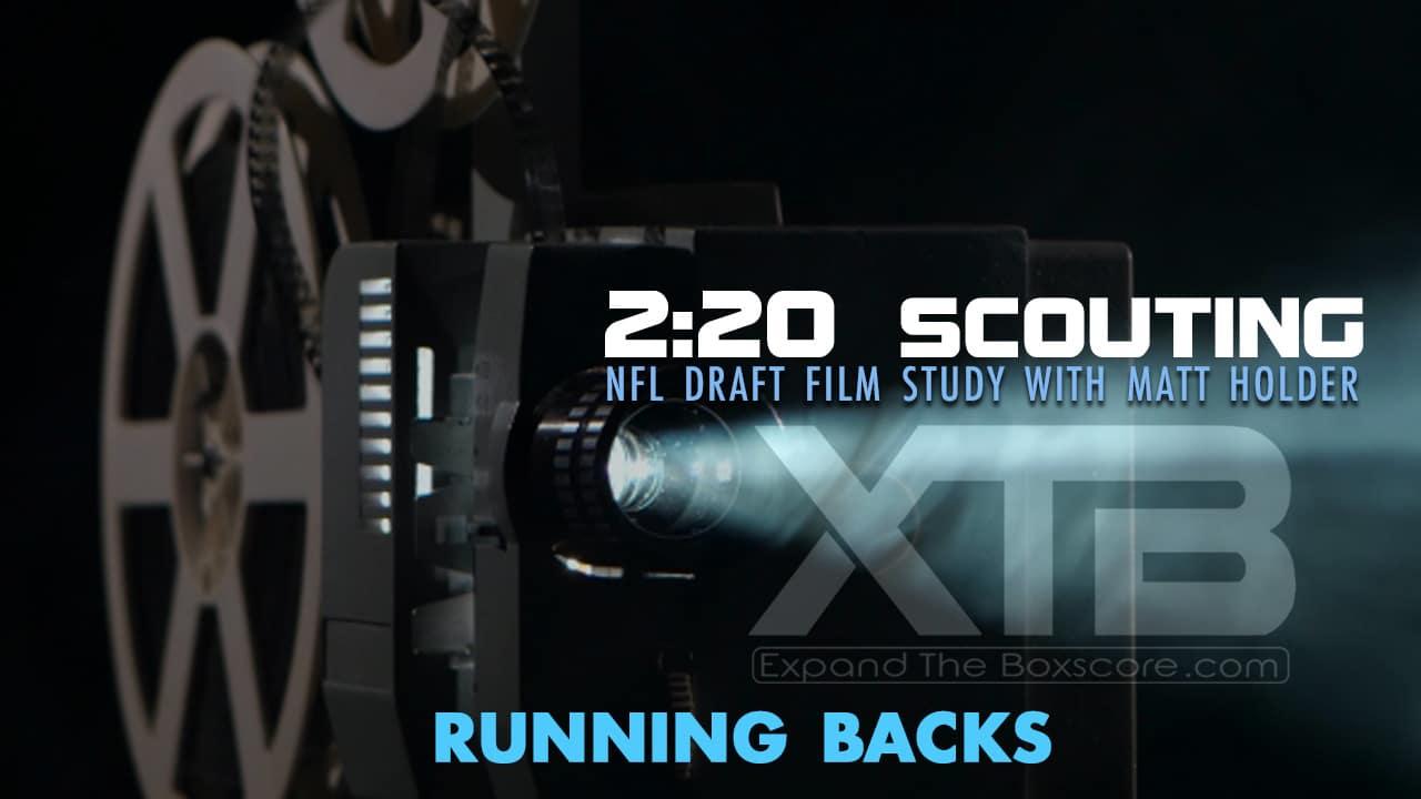 NFL Draft Running Backs