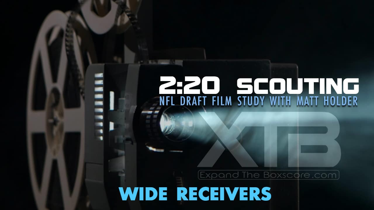 NFL Draft Wide Receivers
