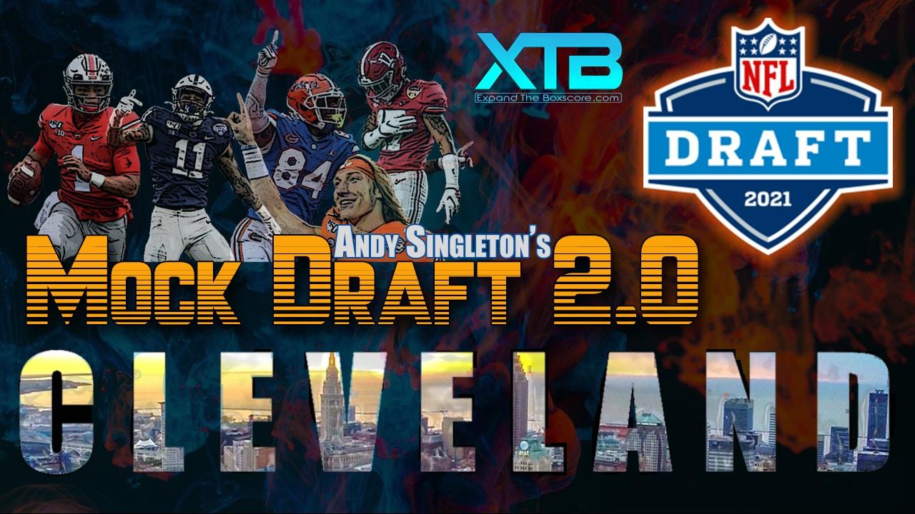 Andy Singleton NFL Mock Draft