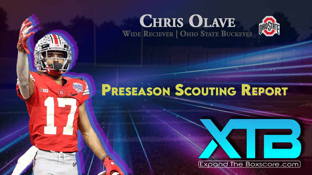 Chris Olave Scouting Report