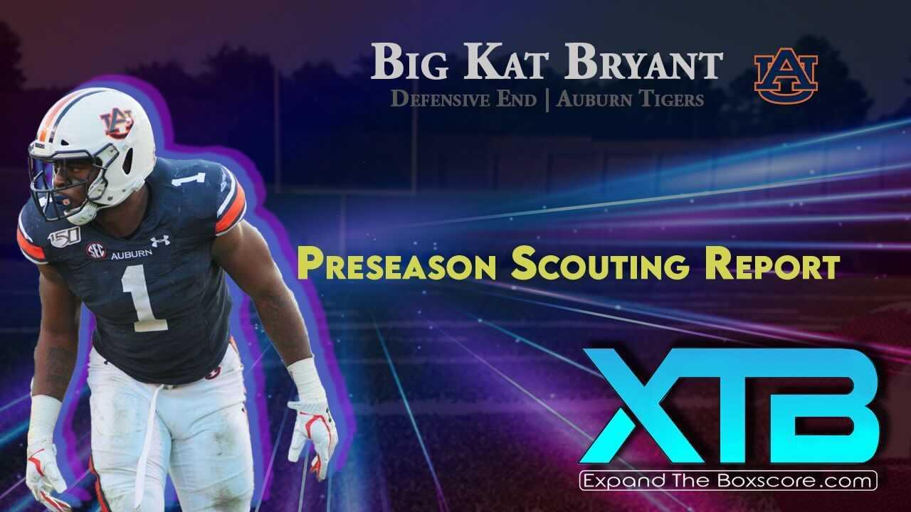 Big Kat Bryant Scouting Report