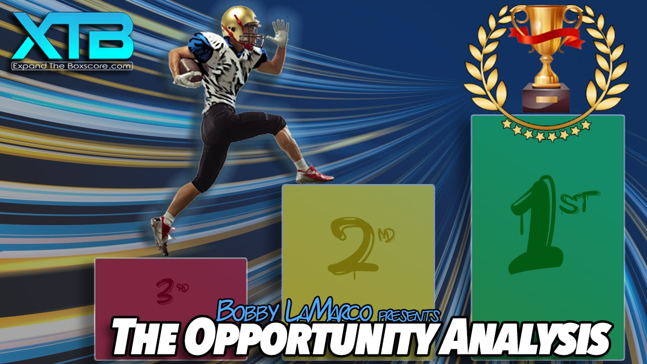 The Opportunity Analysis 2021 Introduction