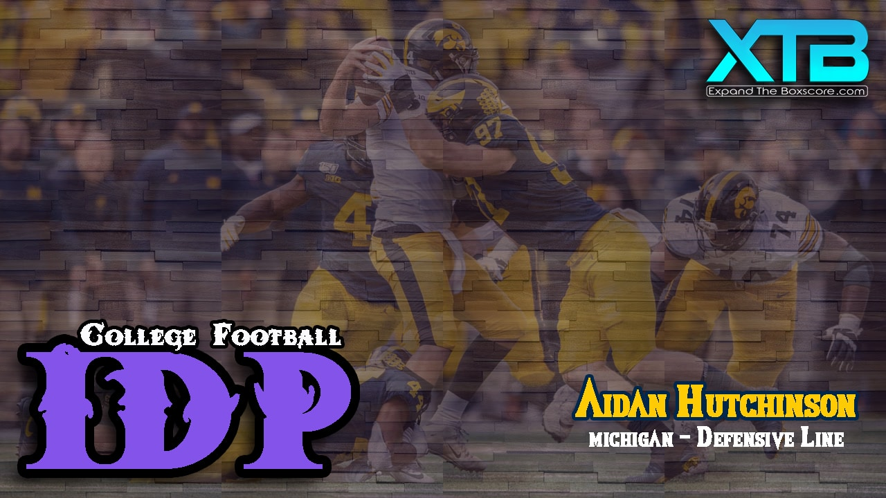 2021 CFB IDP Players To Watch: Week 3