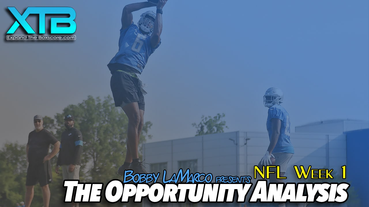 Opportunity Analysis Week 1